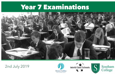 Year 7 Exams | Southam College Year 8 Blog